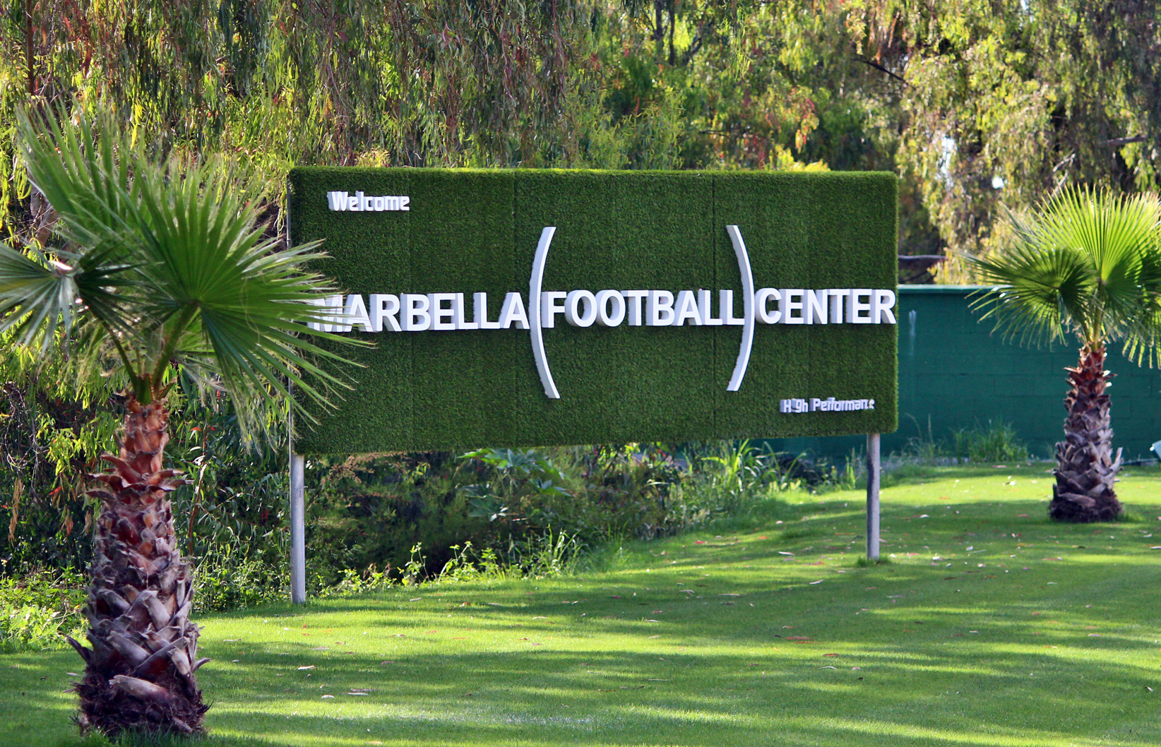 MARBELLA FOOTBALL CENTER IS A HPC (HIGH PERFORMANCE CENTRE)