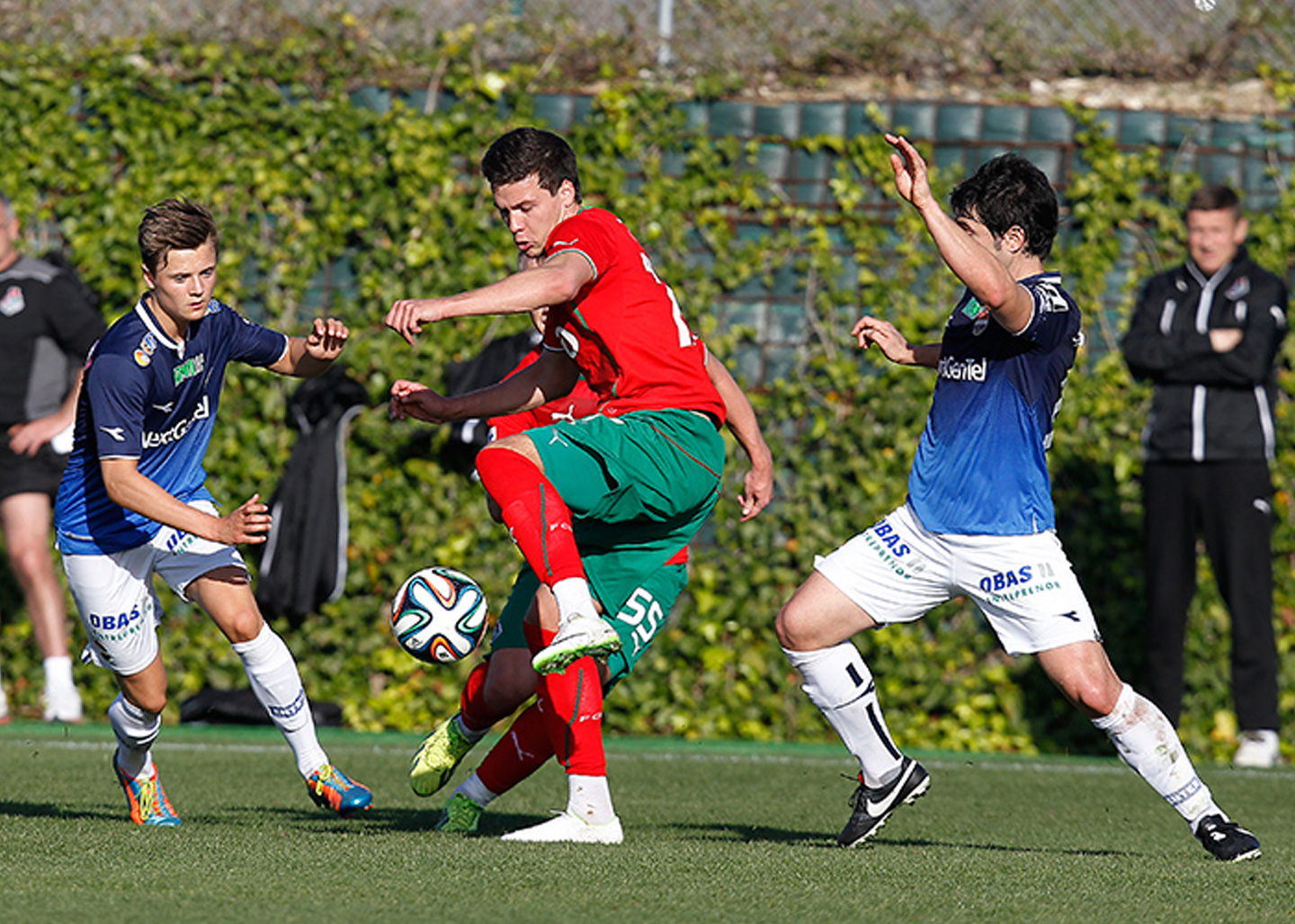 MARBELLA FOOTBALL CENTER OVER 56,000 M² NATURAL GRASS PITCHES