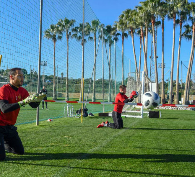 Marbella Football Center Training Facilities
