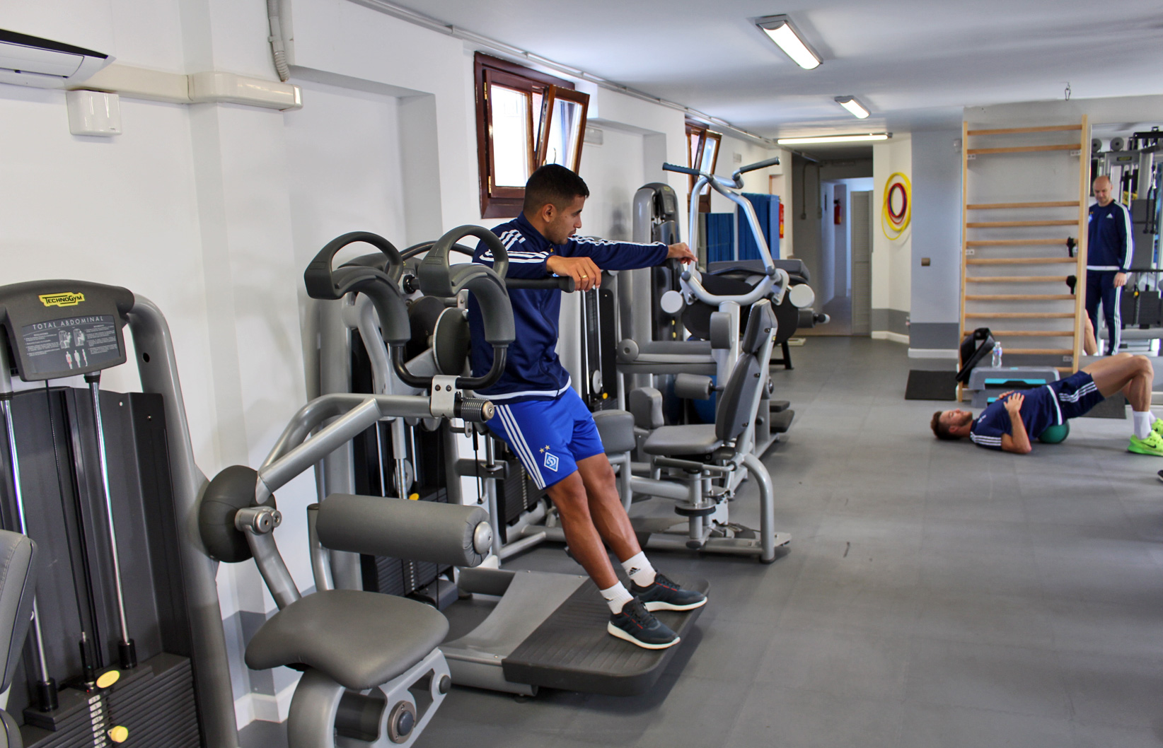 MARBELLA FOOTBALL CENTER FULLY EQUIPPED GYM