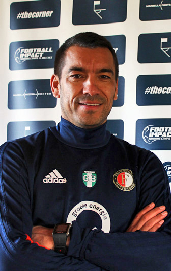 Mr. Giovanni van Bronckhorst
