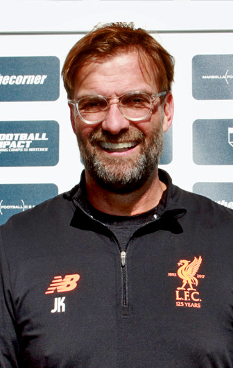 Mr. Jurgen Klopp