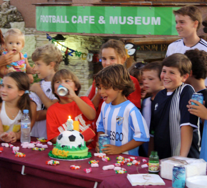 EVENTS MARBELLA FOOTBALL CENTER