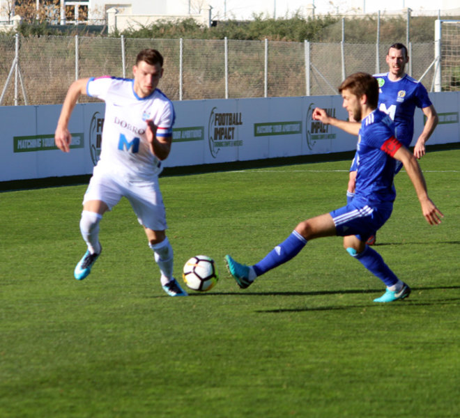 FRIENDLY MATCHES MARBELLA FOOTBALL CENTER