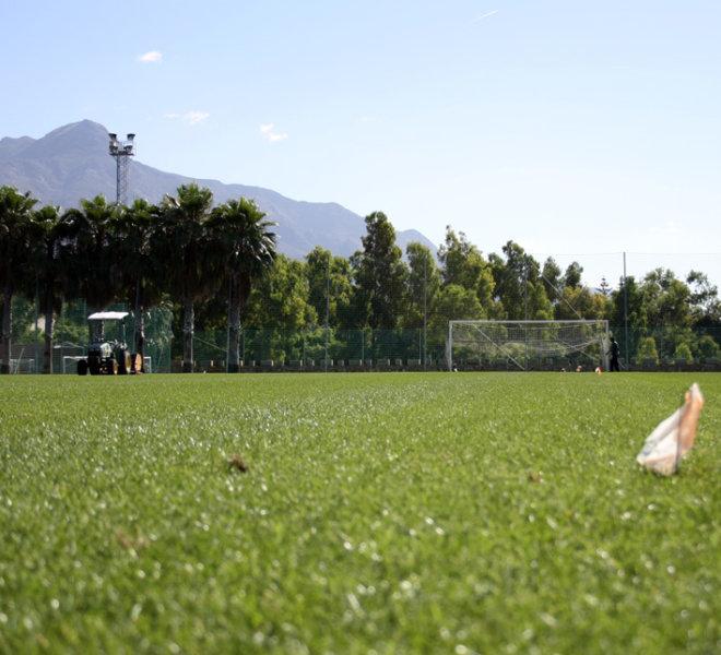 NATURAL GRASS MARBELLA FOOTBALL CENTER