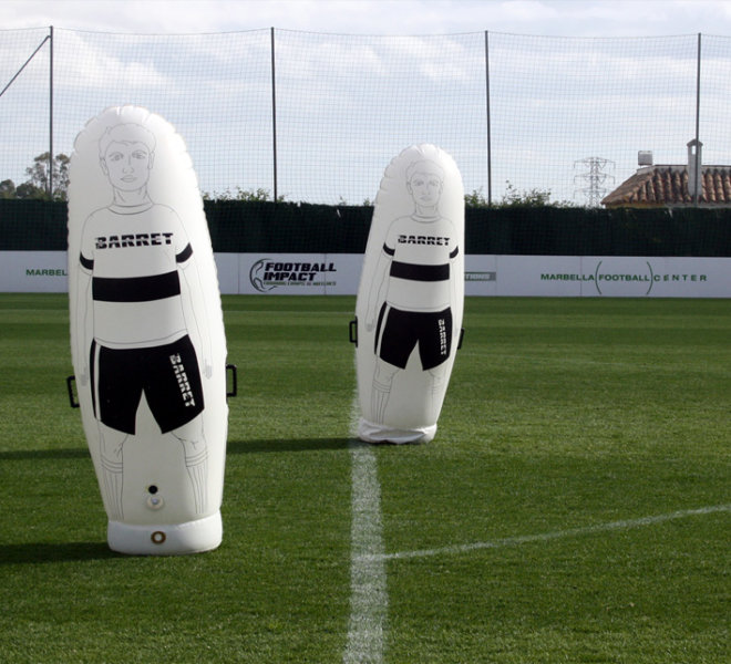 TRAINING MATERIAL MARBELLA FOOTBALL CENTER