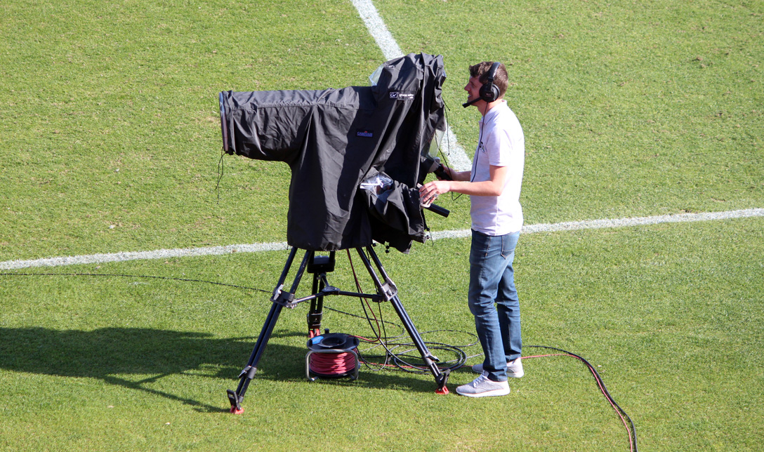 TV PRODUCTION MARBELLA FOOTBALL CENTER