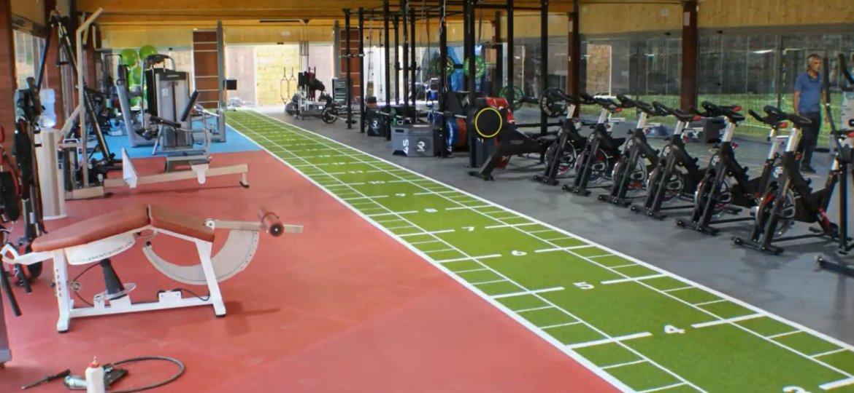 gimnasio Marbella Football Center